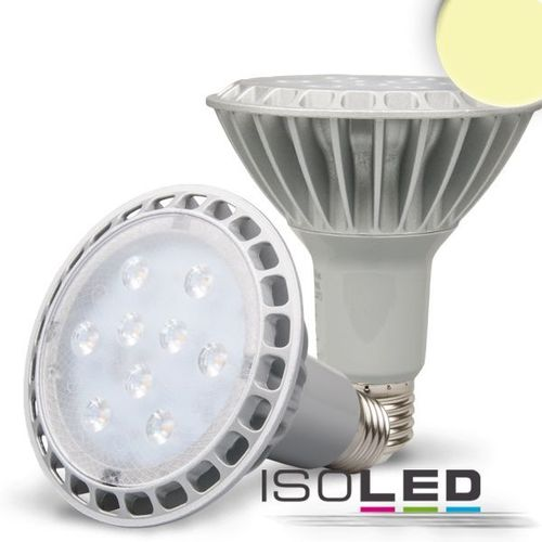 LED Spot E27 ISOLED 11W (ca. 60W) 800lm PAR30 warmweiss dimmbar