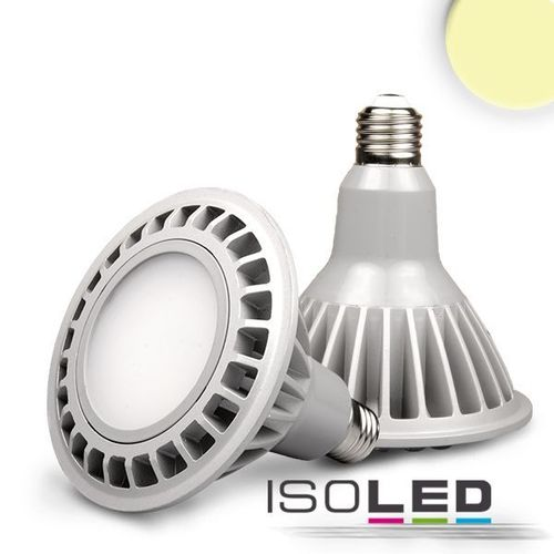 LED Spot E27 ISOLED 15W (ca. 100W) 1300lm PAR30 warmweiss