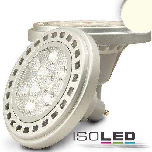 LED Spot ES111 GU10 ISOLED 11W (ca. 50W) 650lm 30° neutralweiss dimmbar