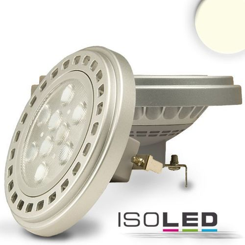 LED Spot AR111 G53 ISOLED 11W (ca. 60W) 700lm 30° neutralweiss