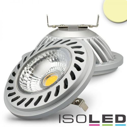 LED Spot AR111 G53 COB ISOLED 15W (ca. 60W) 800lm 75° warmweiss