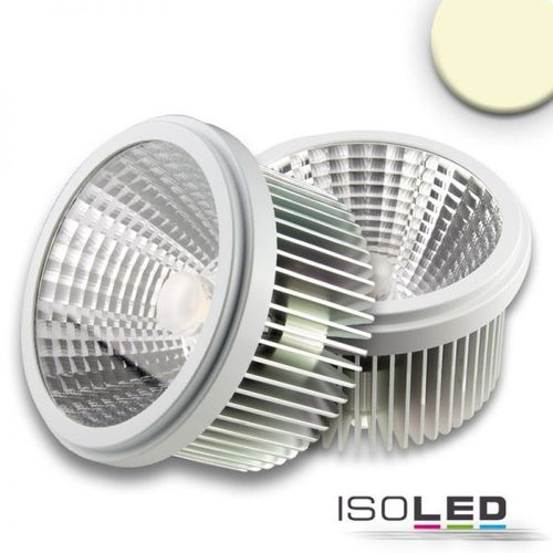 LED Spot AR111 COB ISOLED 20W (ca. 125W) 1600lm 25° warmweiss inkl. Trafo