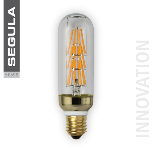 LED Filament Tube Segula 50598 E27 18W (ca. 90W) 1250lm 2600K dimmbar
