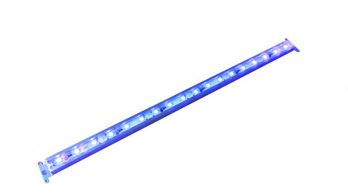 LED Pflanzenlampe / Grow Light 18Watt UV 64cm