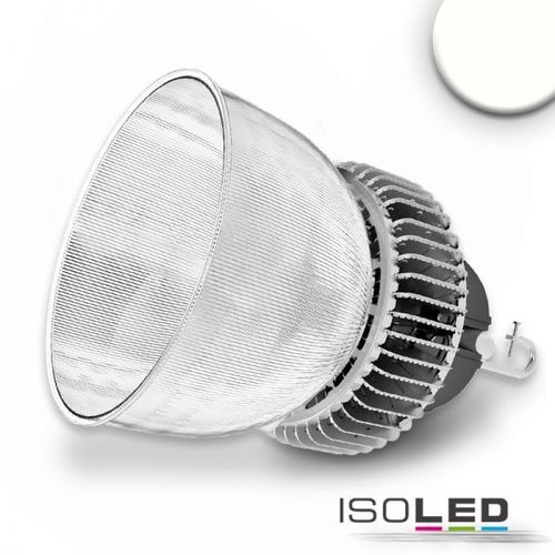 LED Hallenleuchte ISOLED PC-Reflektor 100° 100W (ca. 200W HQL) neutralweiss