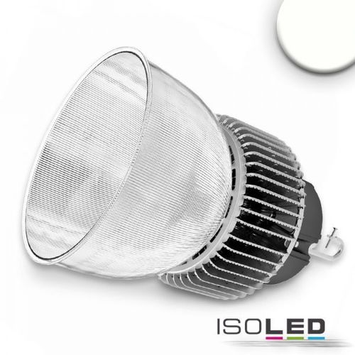 LED Hallenleuchte ISOLED PC-Reflektor 100° 150W (ca. 250W HQL) neutralweiss