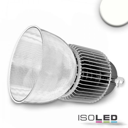 LED Hallenleuchte ISOLED PC-Reflektor 100° 200W (ca. 300W HQL) neutralweiss