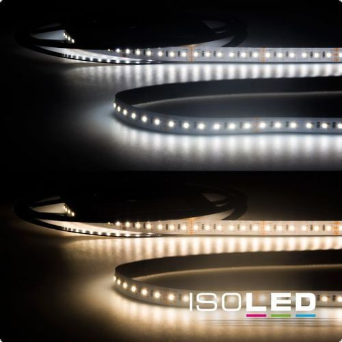 LED Flexband ISOLED CRI930/960 20W/m 24V 76W IP20 weissdynam. 5m