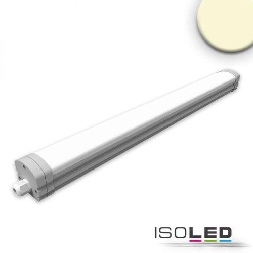 LED Linearleuchte IP65 ISOLED 36W 3100lm (ca. 200W) warmweiss 120cm