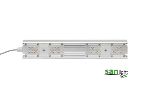 SANLIGHT S2W High End LED Pflanzenlampe 62Watt IP40 42cm