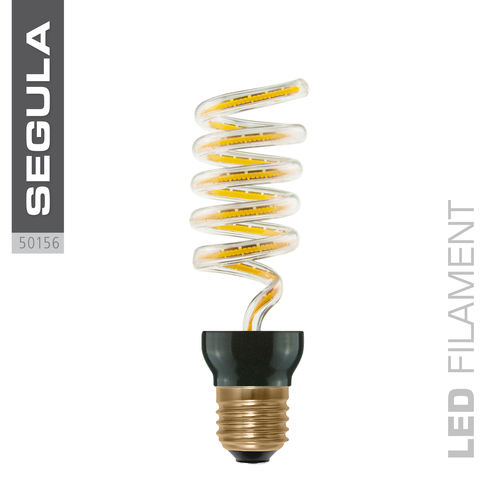 LED Filament ART LOOP UP Segula 50156 E27 12W 500lm (ca. 40W) 2200K dimm.