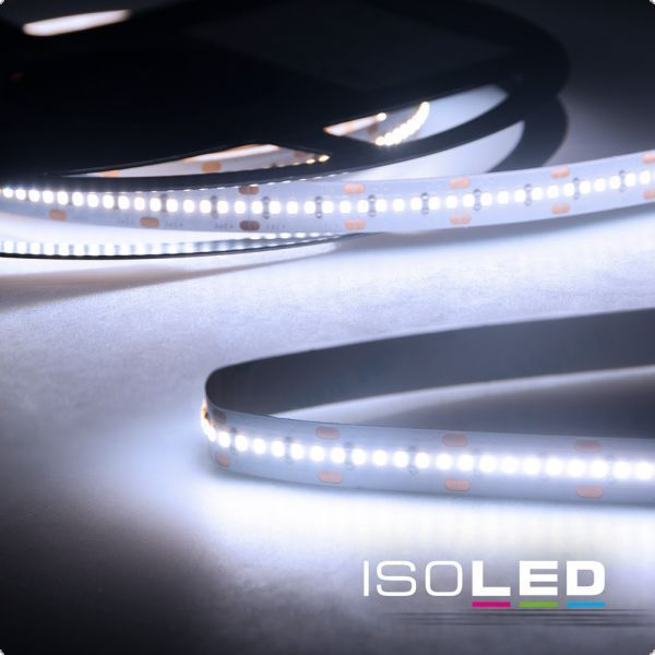 LED Linear-Flexband ISOLED 280LED/m 15W/m 24V CRI92 IP20 6500K 5m