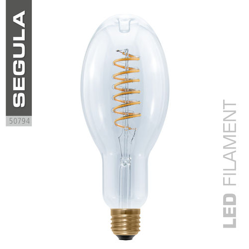 LED Filament Ellipse Curved Segula 50794 E27 12W (ca. 40W) 2200K dimmbar