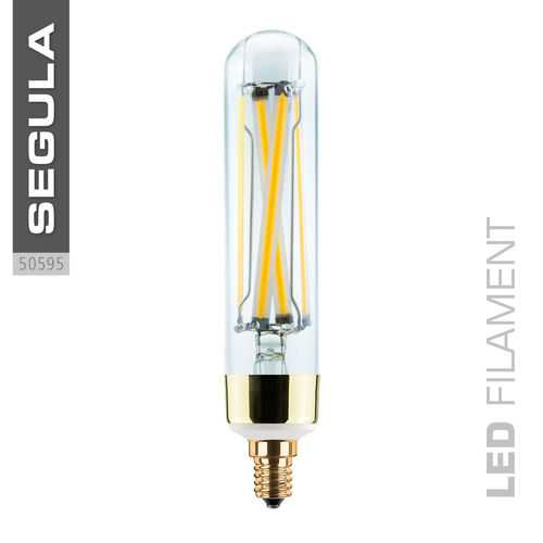 LED Tube High Brightness Segula 50595 E14 12W (ca. 75W) 2800K dimmbar