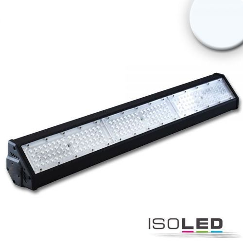Projecteur LED ISOLED noir 150W (ca. 900W) 17000lm 30°+70° blanc froid