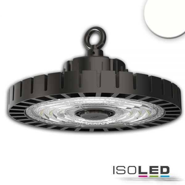 LED Hallenleuchte ISOLED MS 250W (ca. 1800W) 35500lm 90° neutralweiss dimmbar
