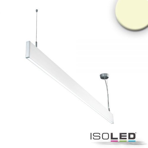 LED Hängeleuchte ISOLED Linear Up+Down weiss 25W (ca. 125W) 300+1600lm WW