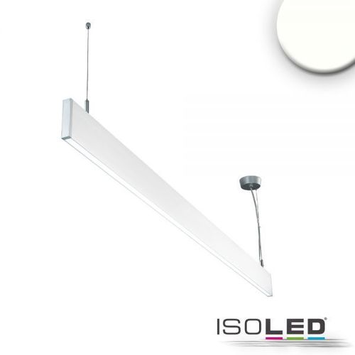 LED Hängeleuchte ISOLED Linear Up+Down weiss 25W (ca. 125W) 300+1600lm NW