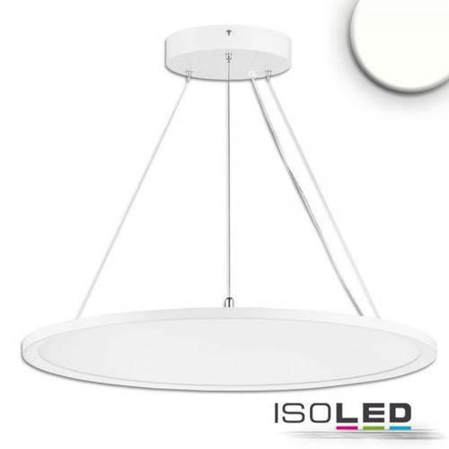 LED Hängeleuchte ISOLED Up+Down weiss 20+20W (ca. 250W) 4300lm NW dimmbar