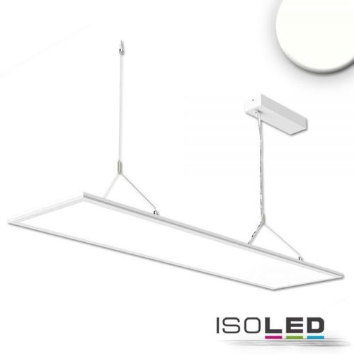 LED Hängeleuchte ISOLED Up+Down weiss 20+20W (ca. 250W) 4000lm NW dimmbar